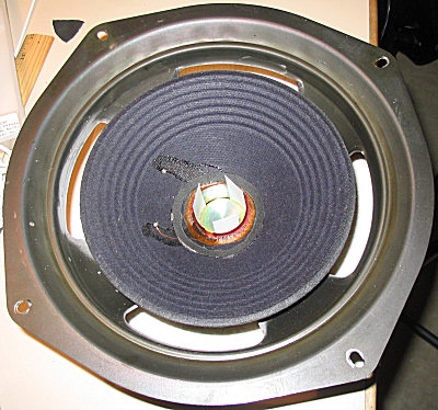Speaker repairs - Halford Loudspeakers